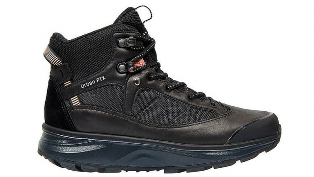 Montana Boot PTX Black